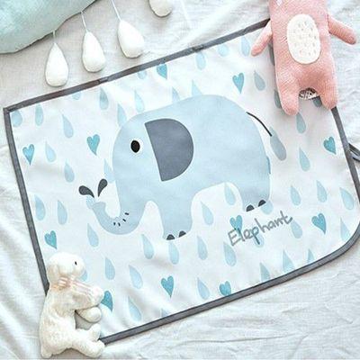 磁吸式三層遮陽簾-象寶寶