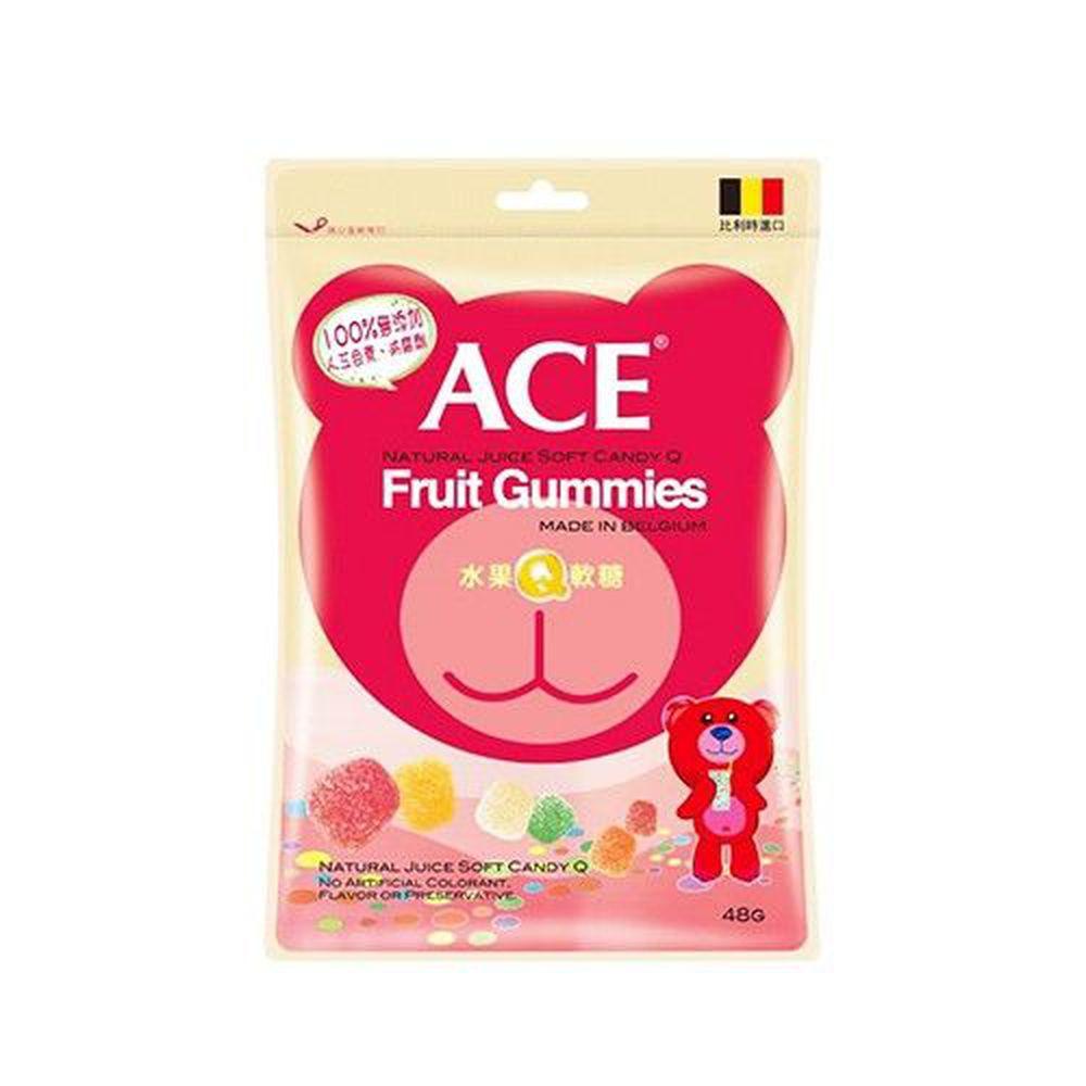 ACE - 水果Q軟糖-48g/袋
