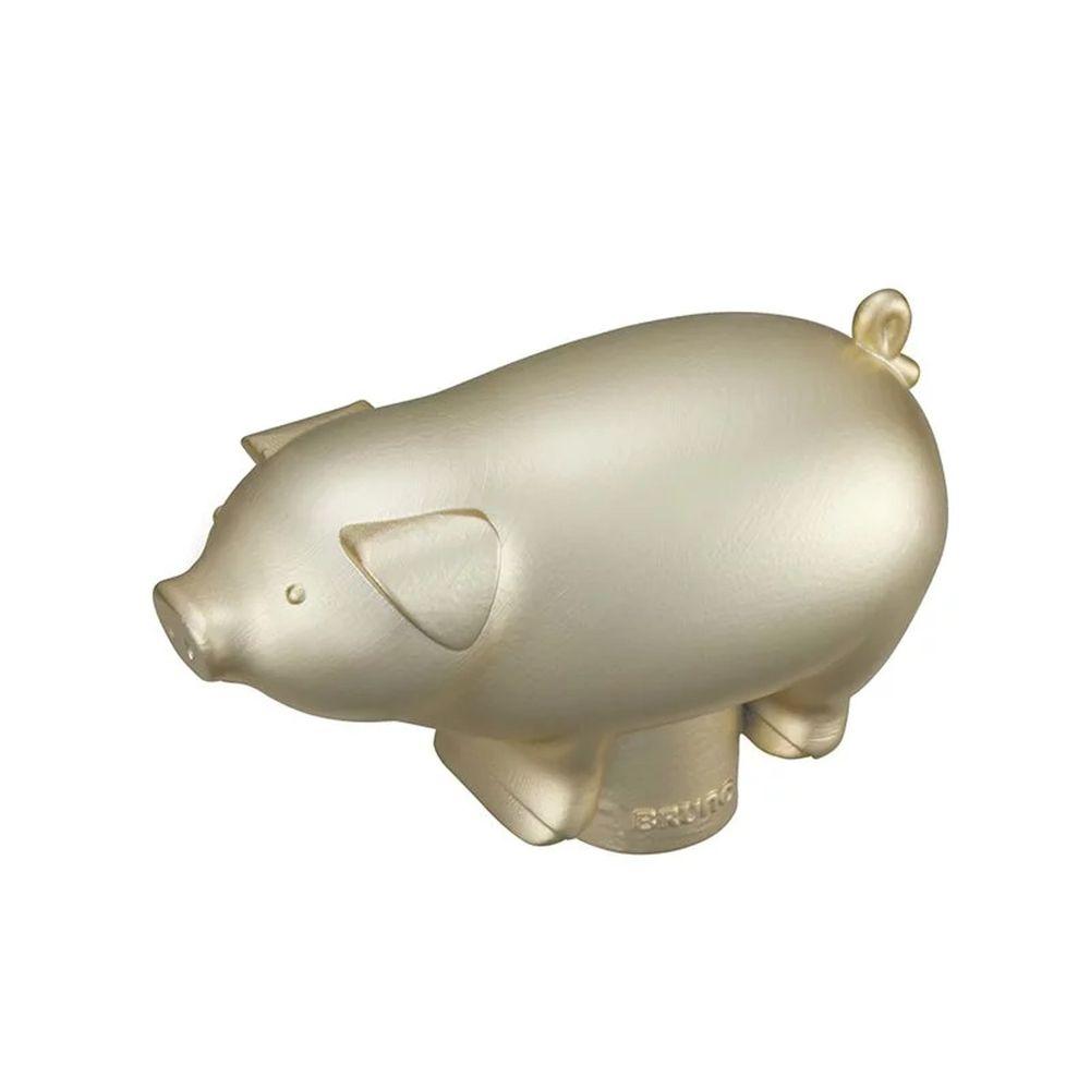 日本 BRUNO - 多功能電烤盤專用配件 造型旋鈕(PIG豬)