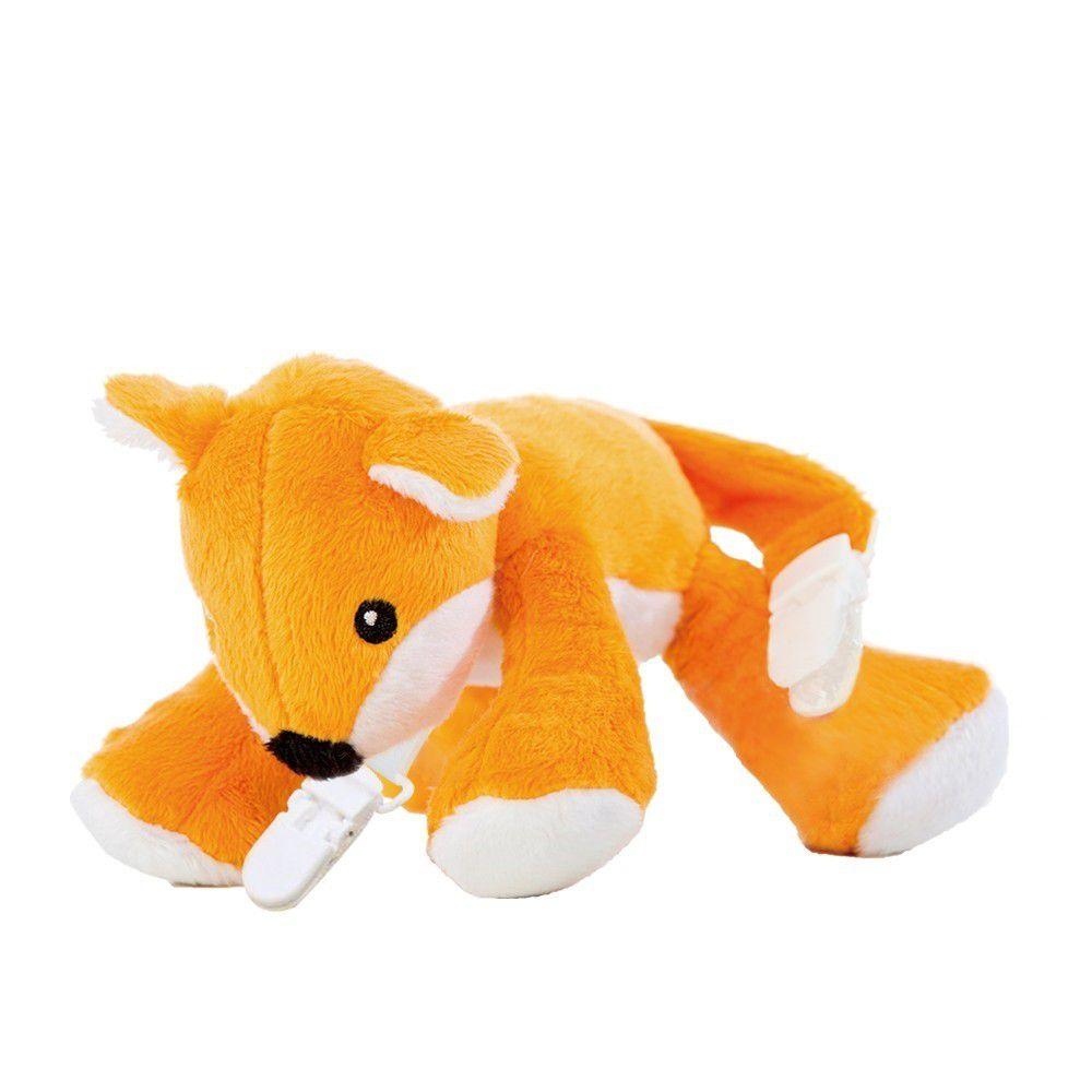 Snuggle 史納哥 - 娃娃奶嘴夾-小狐狸
