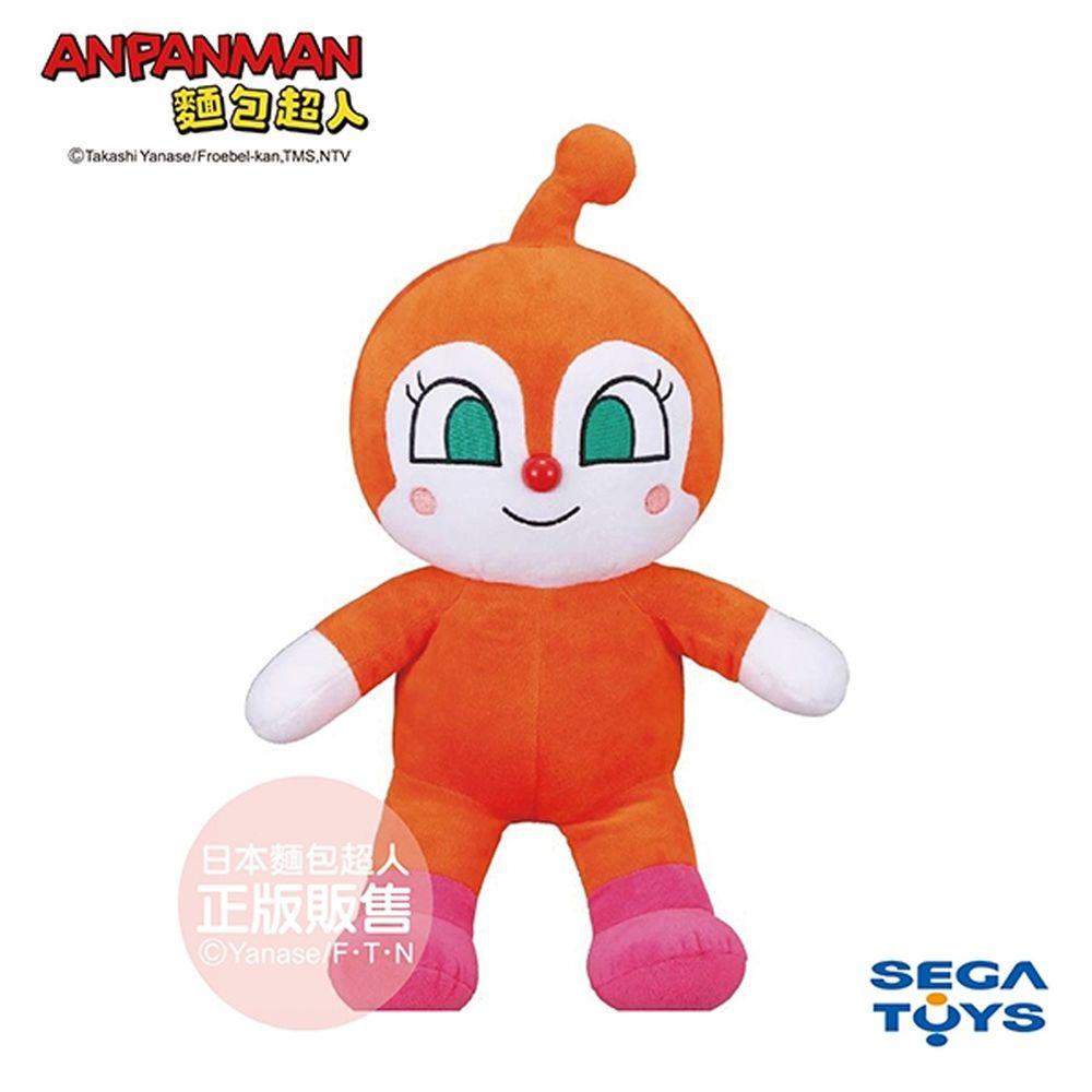 麵包超人 - 蓬蓬微笑布偶S PLUS紅精靈-1.5歲-