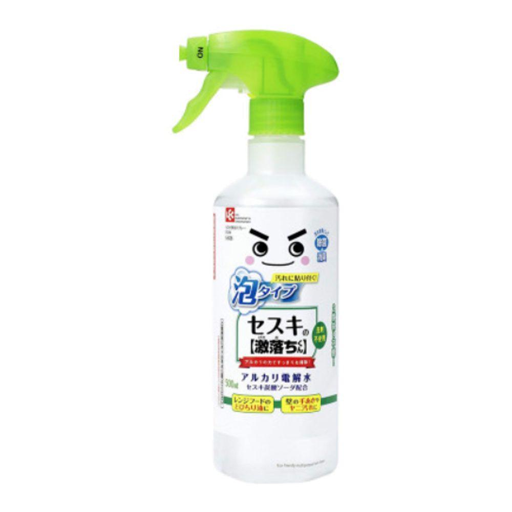 日本 LEC - 倍半碳酸鈉電解水泡沫款-500ml