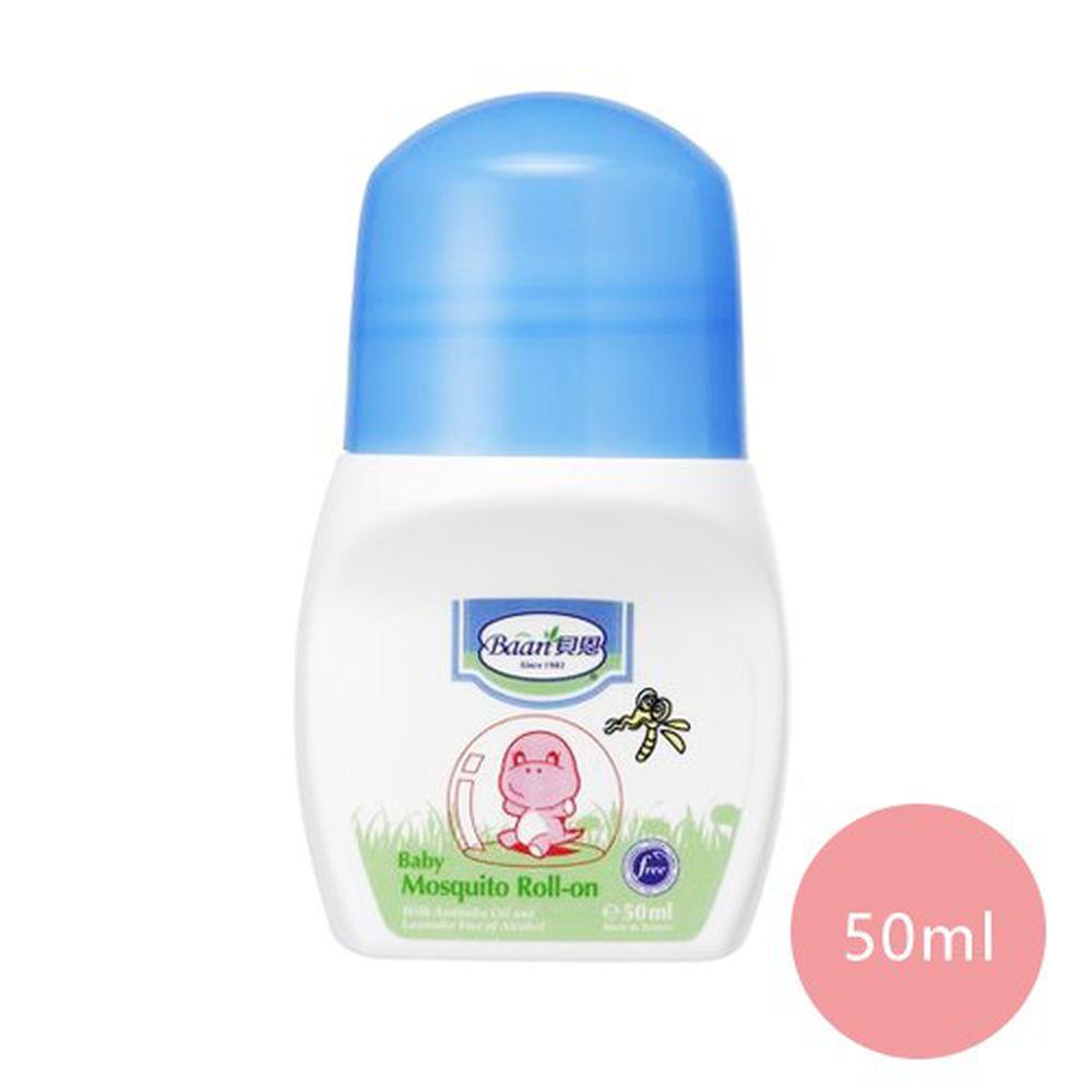 貝恩 Baan - 嬰兒防蚊滾珠凝露-單品-50ml