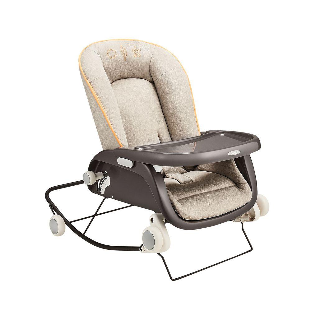日本 Combi - Prumea 安撫餐搖椅床-SE 款 (0個月起~2歲)