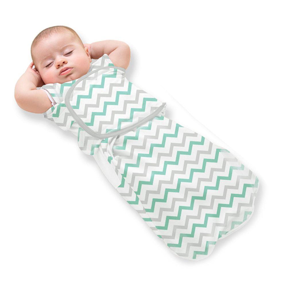 Summer Infant - 2合1聰明懶人育兒睡袋-時尚簡約風 (加大)-適用年齡:5~9個月