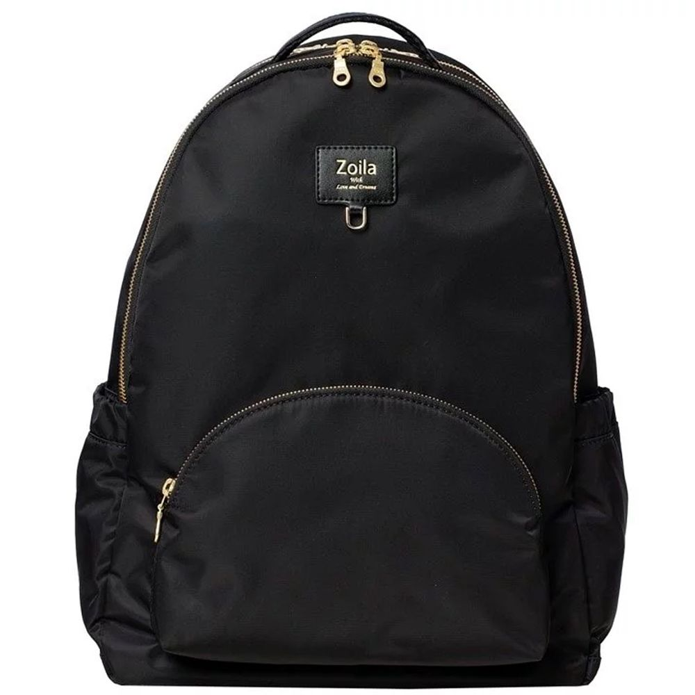 Zoila - Go Go Bag全新升級版-經典黑-輕量美型媽媽包