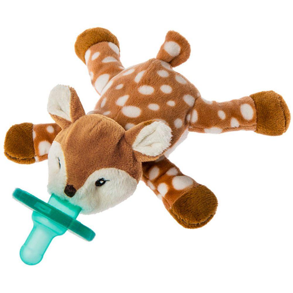美國 MaryMeyer 蜜兒 - 玩偶安撫奶嘴-梅花小鹿