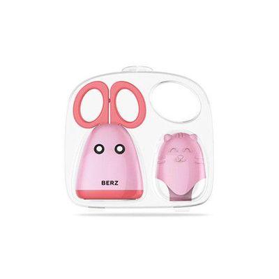 兒童食物剪刀組-粉色