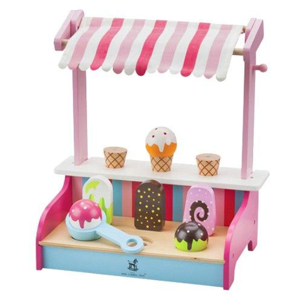 荷蘭 New Classic Toys - 繽紛冰淇淋小舖