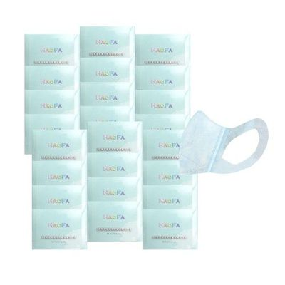 MIT 3D 無痛感立體口罩-兒童-買藍送藍-50入/盒*12+12