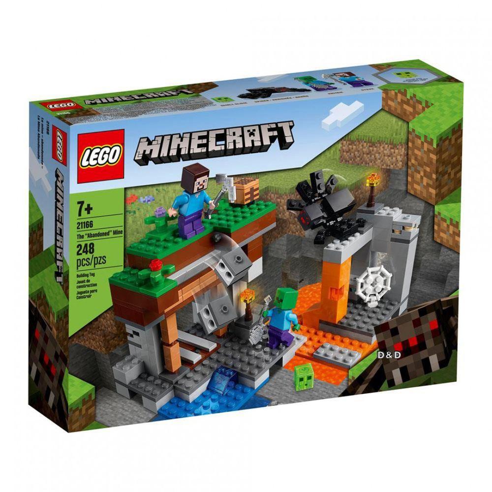 """樂高 LEGO - 樂高積木 LEGO《 LT21166 》Minecraft 系列 - The """"Abandoned"""" Mine-248pcs"""