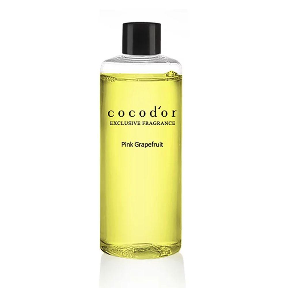 韓國 cocodor - 擴香補充瓶-粉紅葡萄柚-200ml