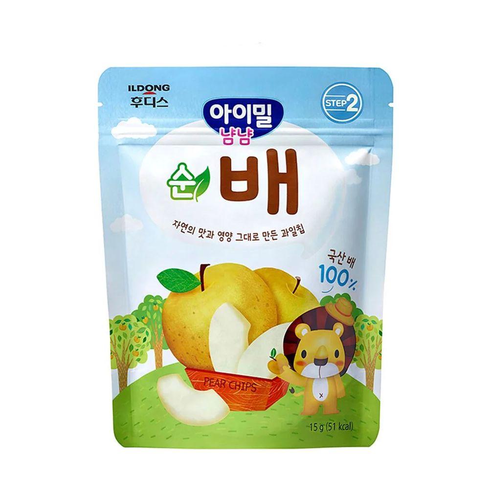 韓國Ildong Foodis日東 - 水果脆片-梨