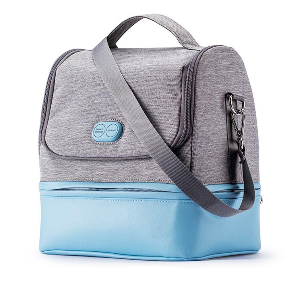 59s - 消毒媽咪包-P14-藍色-630g