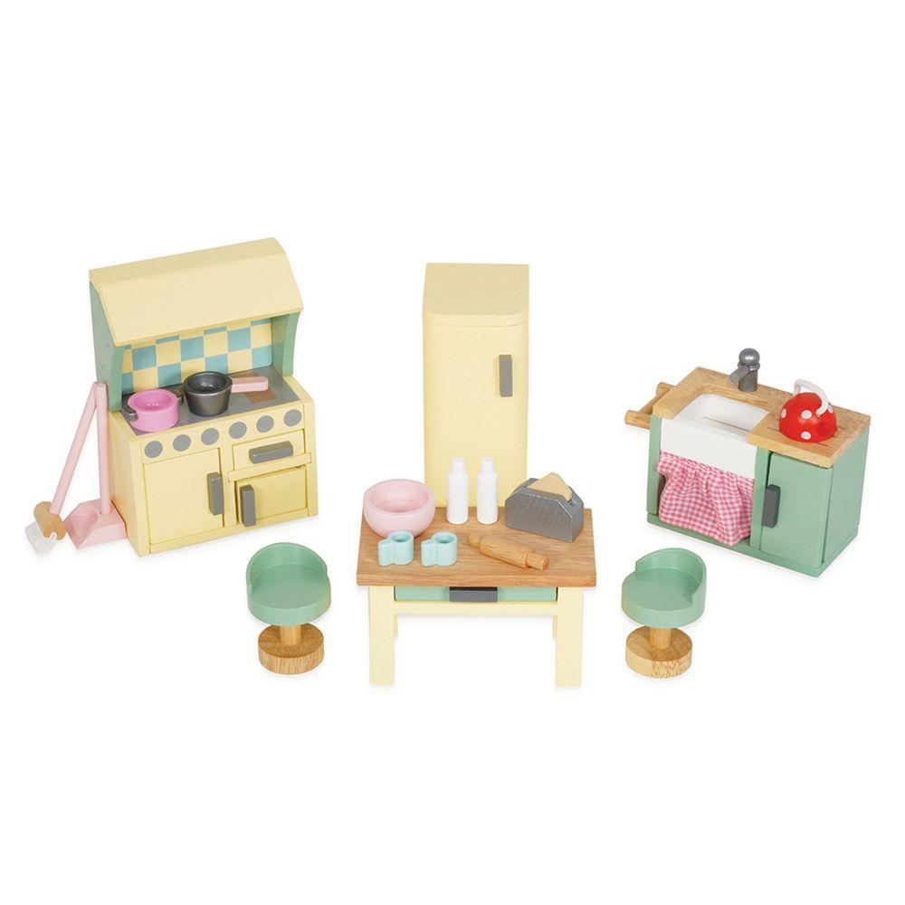 英國 Le Toy Van - Daisy Lane 英式奢華風系列 - 廚房
