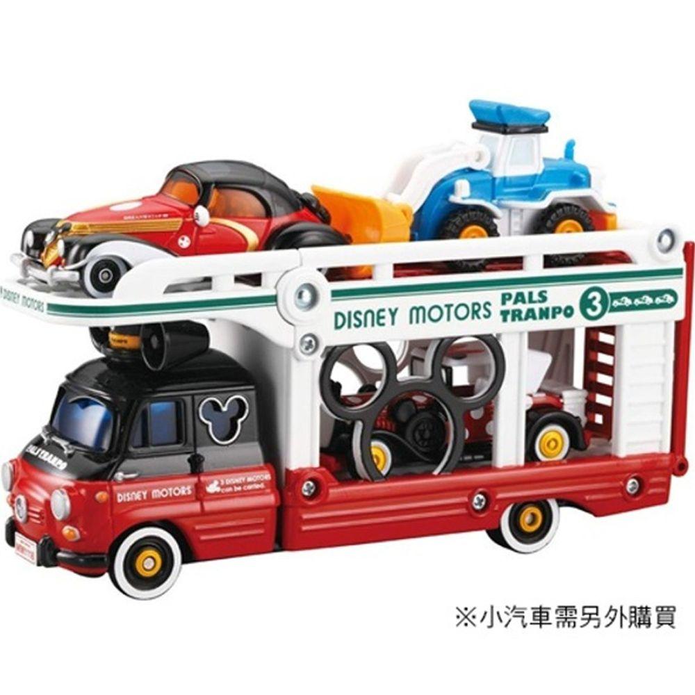 Tomica - TOMICA迪士尼小汽車運輸車-米奇