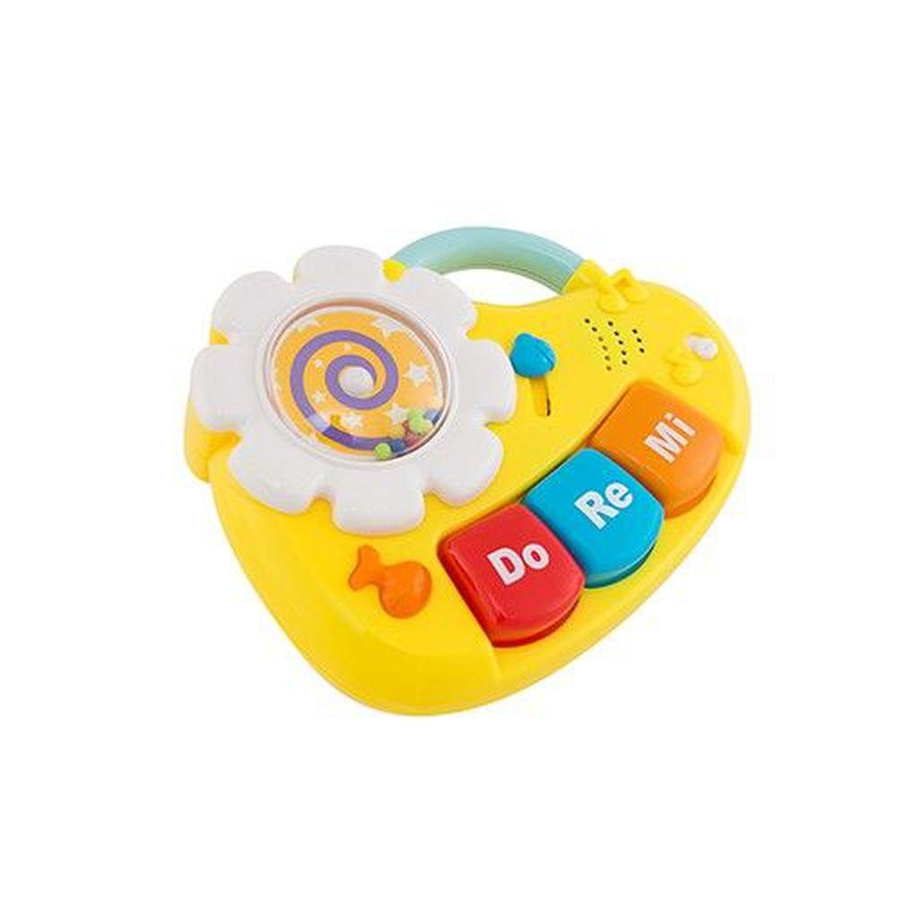 RUNALAND - 寶寶歡樂小樂器(鋼琴)-加附遊戲書*1