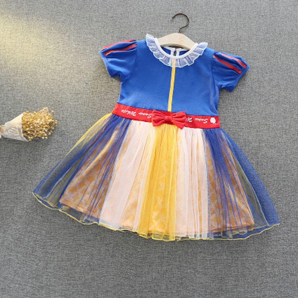 造型公主裙-白雪公主