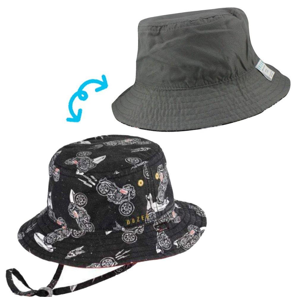 Millymook & Dozer - 極速傳說雙面漁夫帽