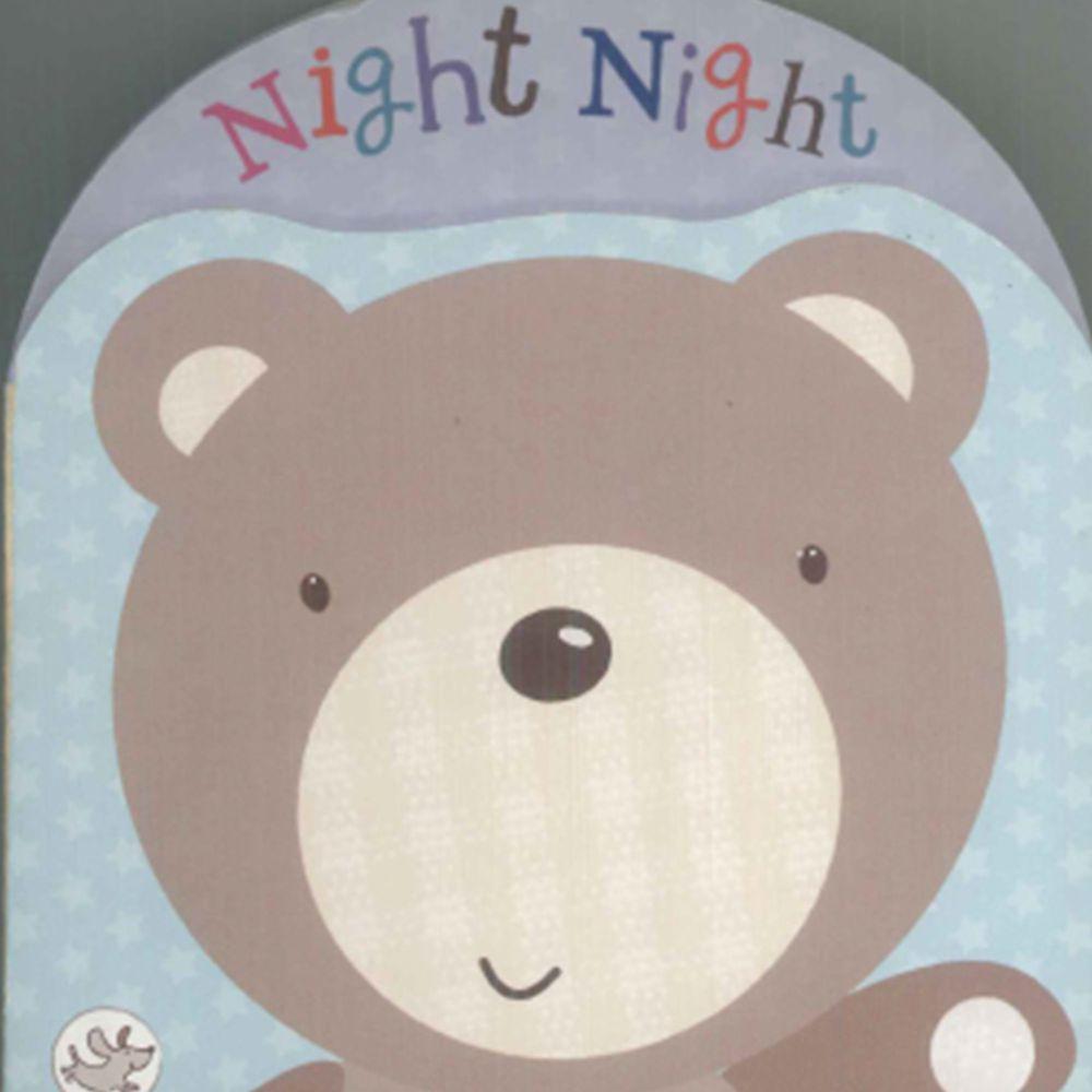 Night Night 硬頁翻翻書