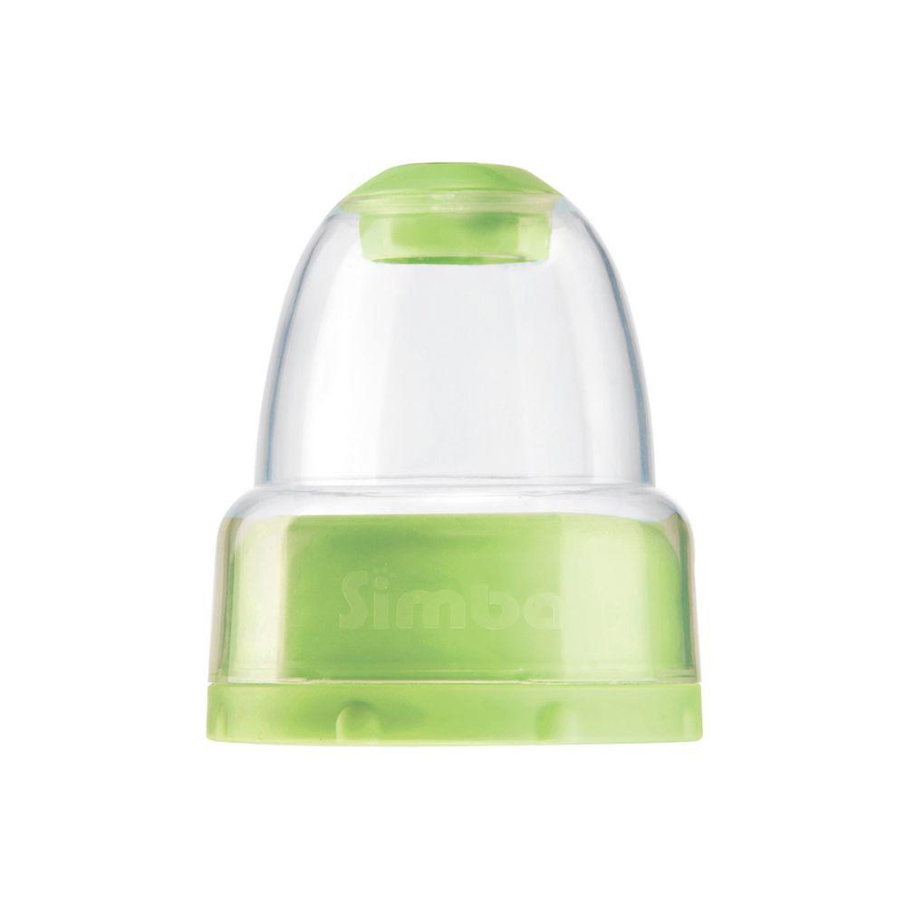 Simba 小獅王辛巴 - 不滴水標準瓶蓋組-果綠