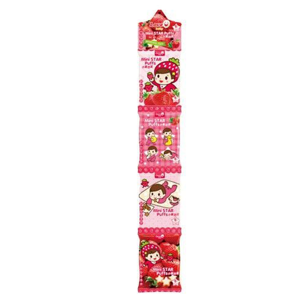 米大師 - 小星泡芙-草莓蘋果-8公克x4包