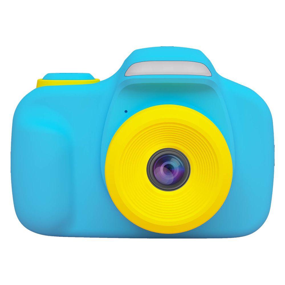 日本 VISIONKIDS - Instant CAMU T3 3200萬像素兒童數位相機-高清觸控式屏幕-藍色