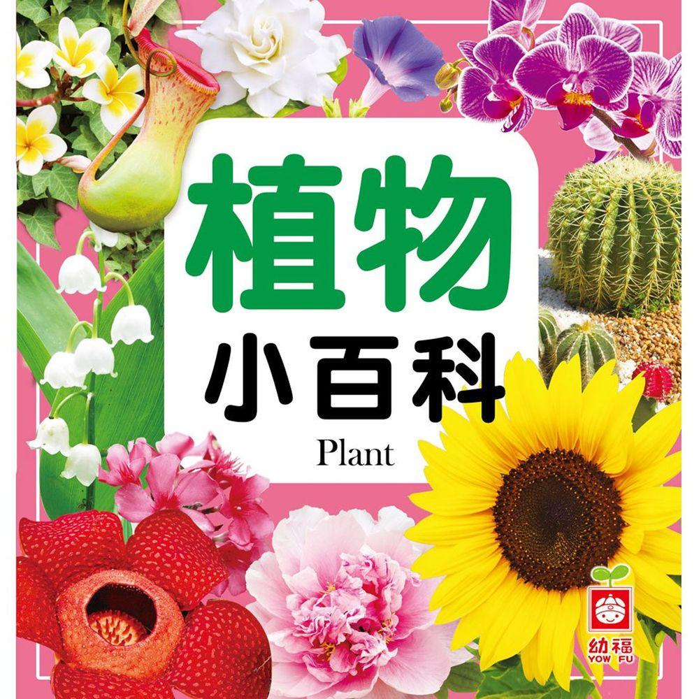 植物小百科(全新小百科 正方形)