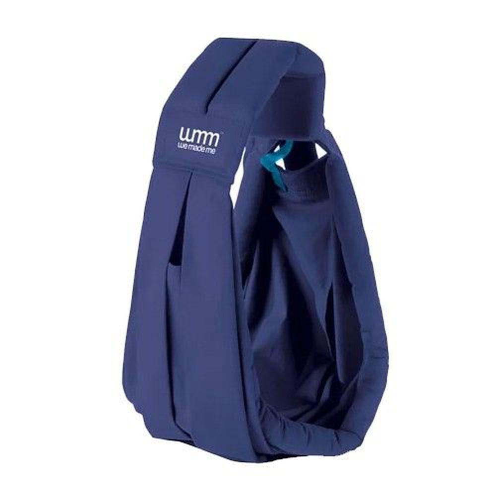 英國 WMM - Soohu 舒服 5 式親密背巾-深藍色