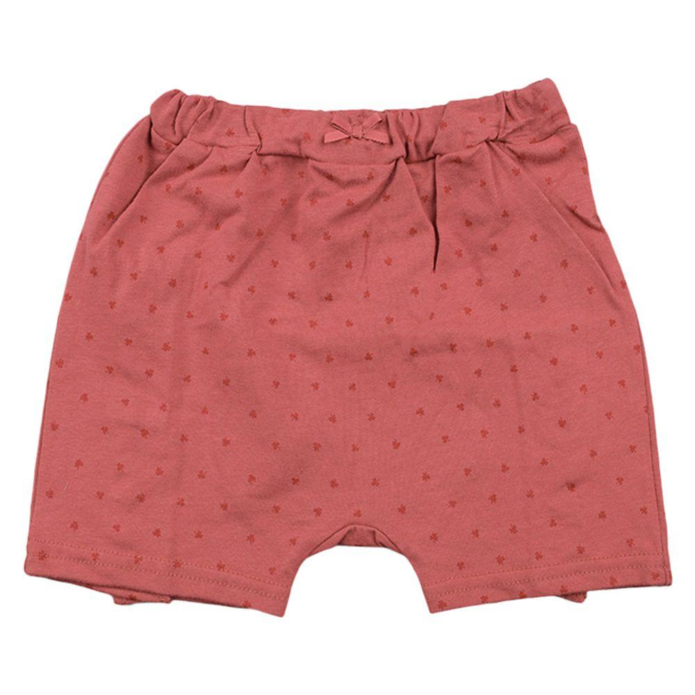 akachan honpo - 荷葉邊造型屁屁褲-粉紅色
