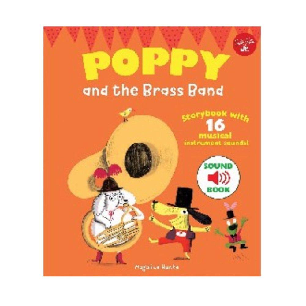 Poppy and the Brass Band 波比和銅管樂隊 (16種樂器有聲書)