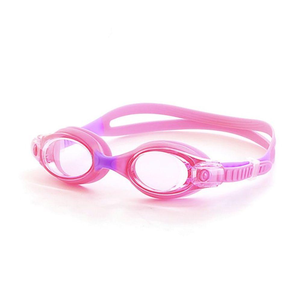 德國 BeverlyKids - 兒童泳鏡-粉紅紫色 (4歲以上 [45~58cm])