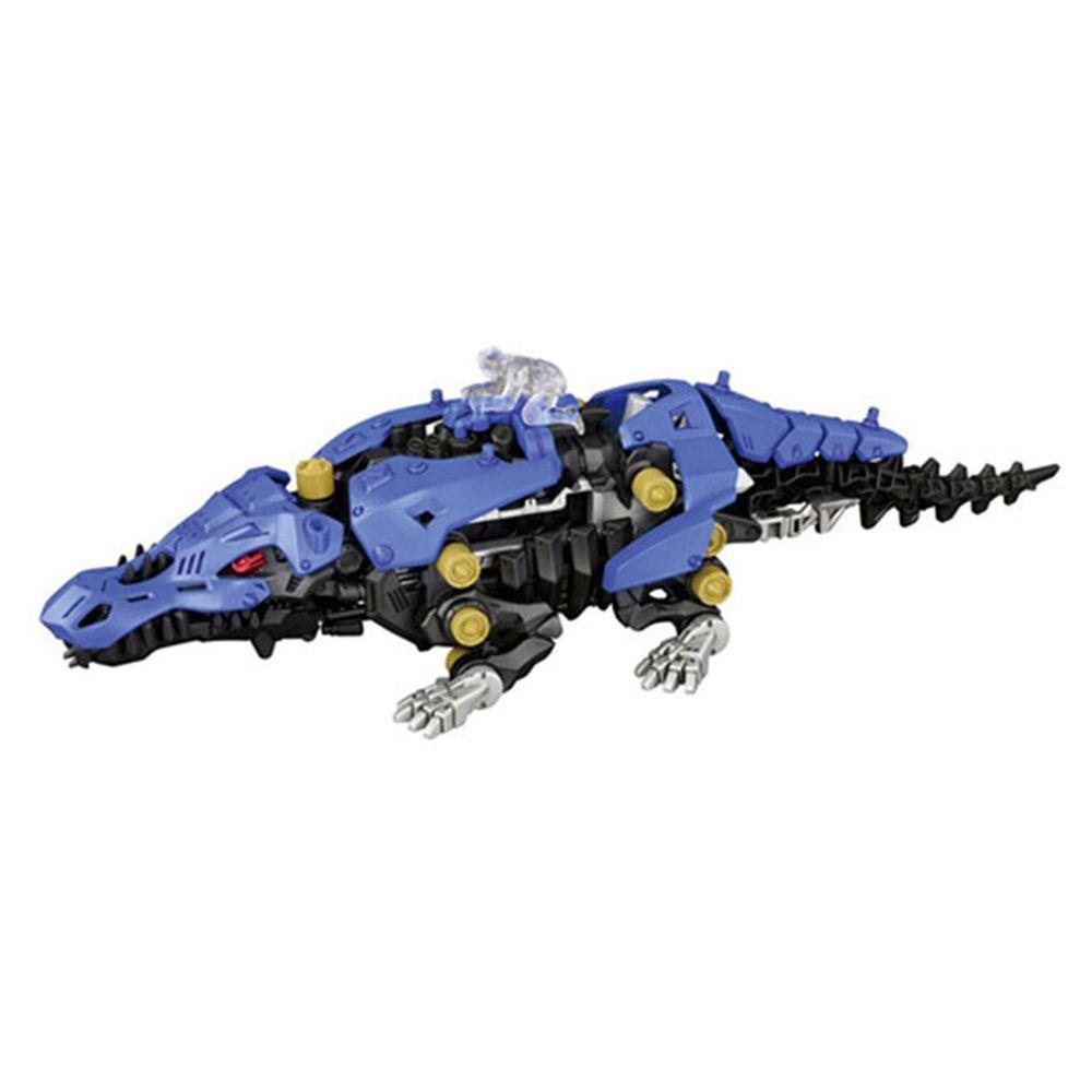 Takara Tomy - 日本洛伊德 ZOIDS WILD ZW06 武裝鱷魚(模型自行組裝)