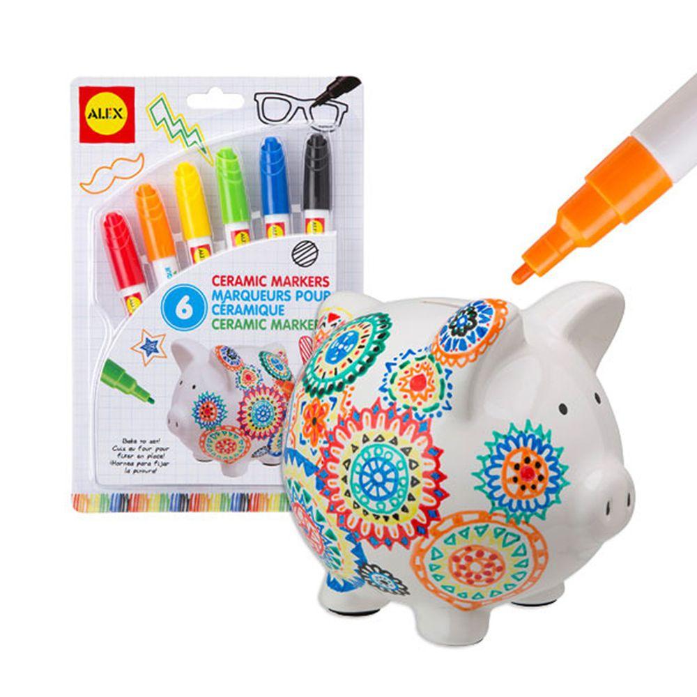 美國 ALEX - 陶瓷彩繪筆