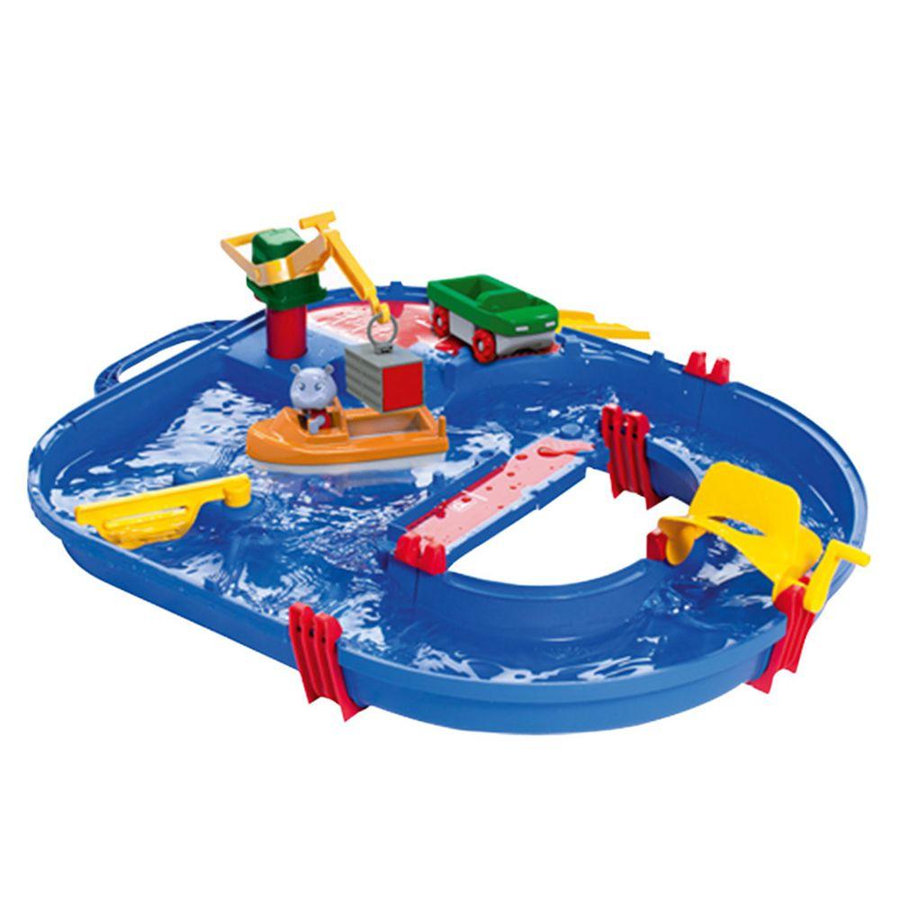 瑞典 Aquaplay - 【新品】基本入門款漂漂河水上樂園玩具-1501