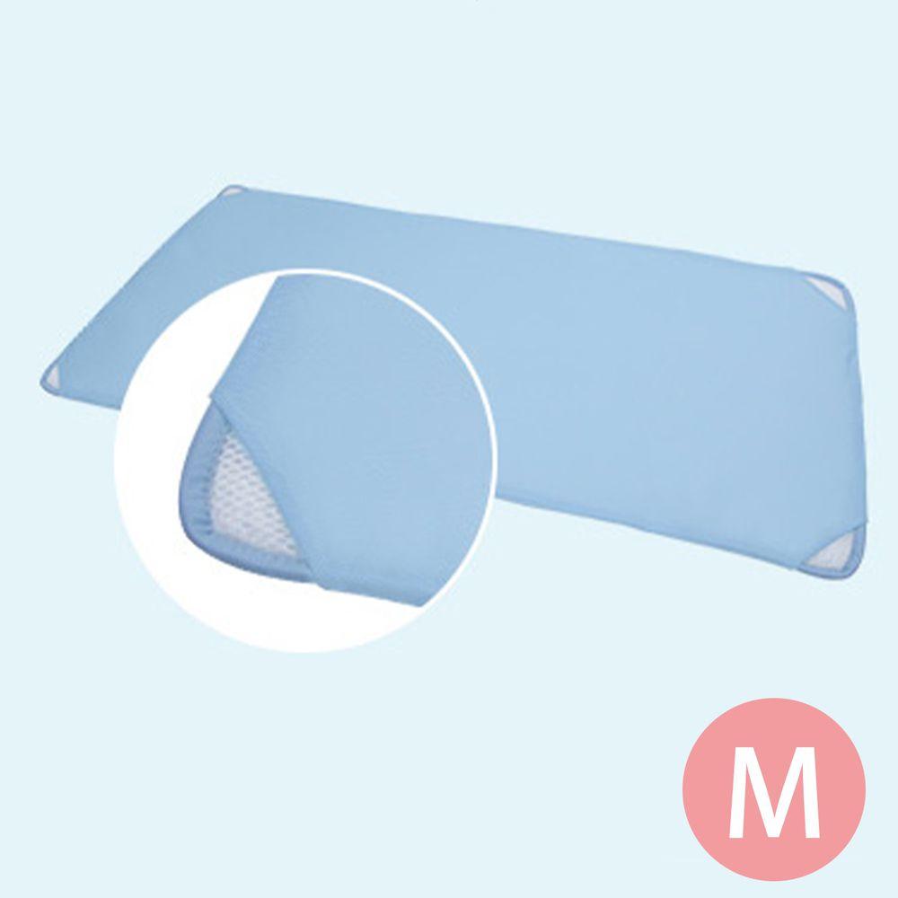 韓國 GIO Pillow - 智慧二合一床套-藍色 (M號)