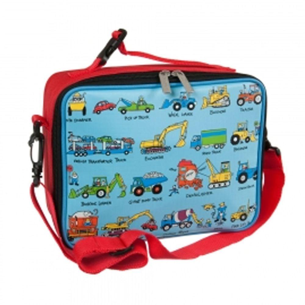 Tyrrell Katz - 兒童時尚餐袋包-交通工具-3歲以上
