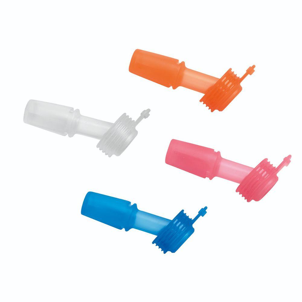 CamelBak - EDDY+ 兒童系列 吸嘴替換組-白橘藍粉紅四色-四入組