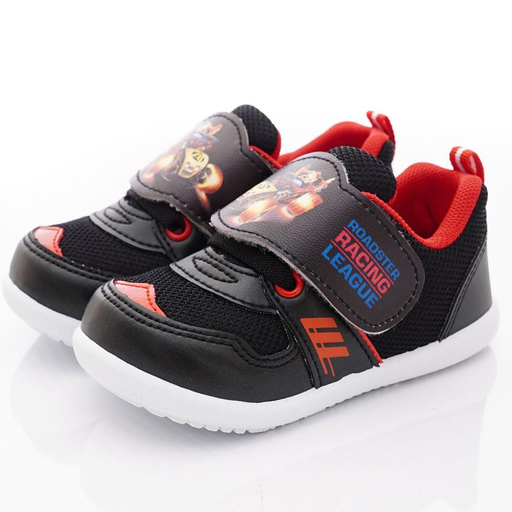 Disney - 米奇輕量運動鞋(小童段)-黑