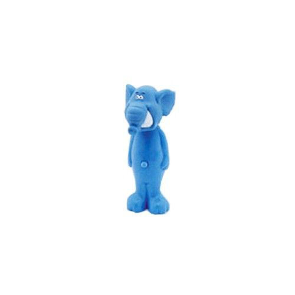 日本 U-COMPANY - Bounce up 彈跳牙刷-大象-藍