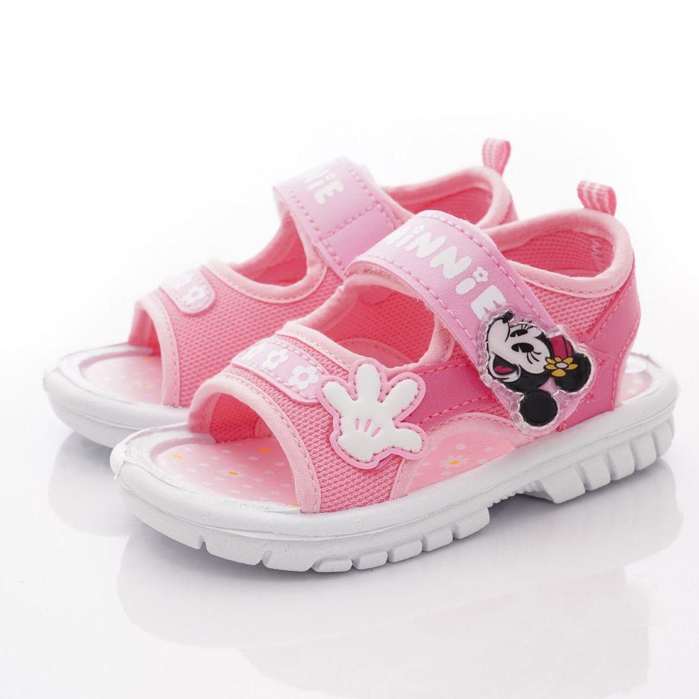 DISNEY 迪士尼 - 魔幻米妮涼鞋(小童段)-粉