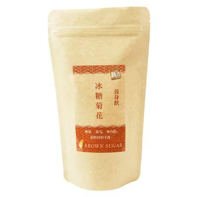 冰糖菊花-8入 (小)-280g/包