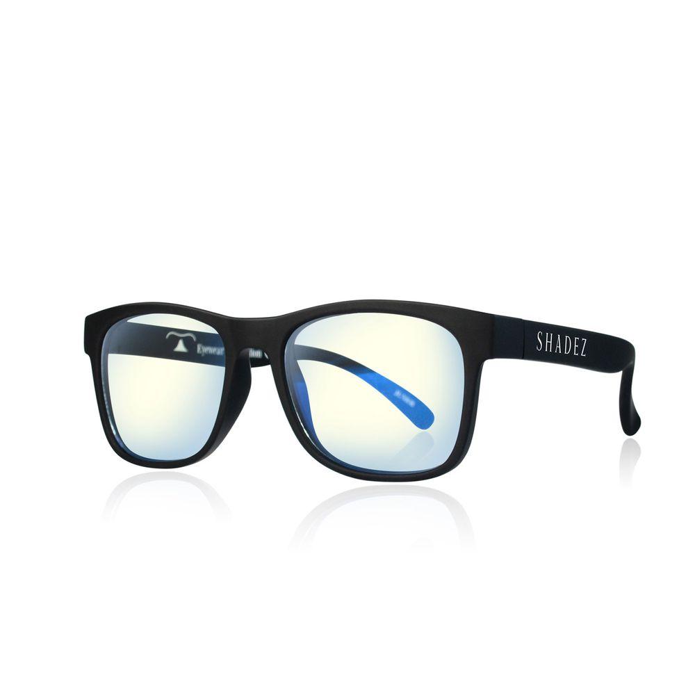 SHADEZ - 成人抗藍光眼鏡-極光黑 (成人16Y+)