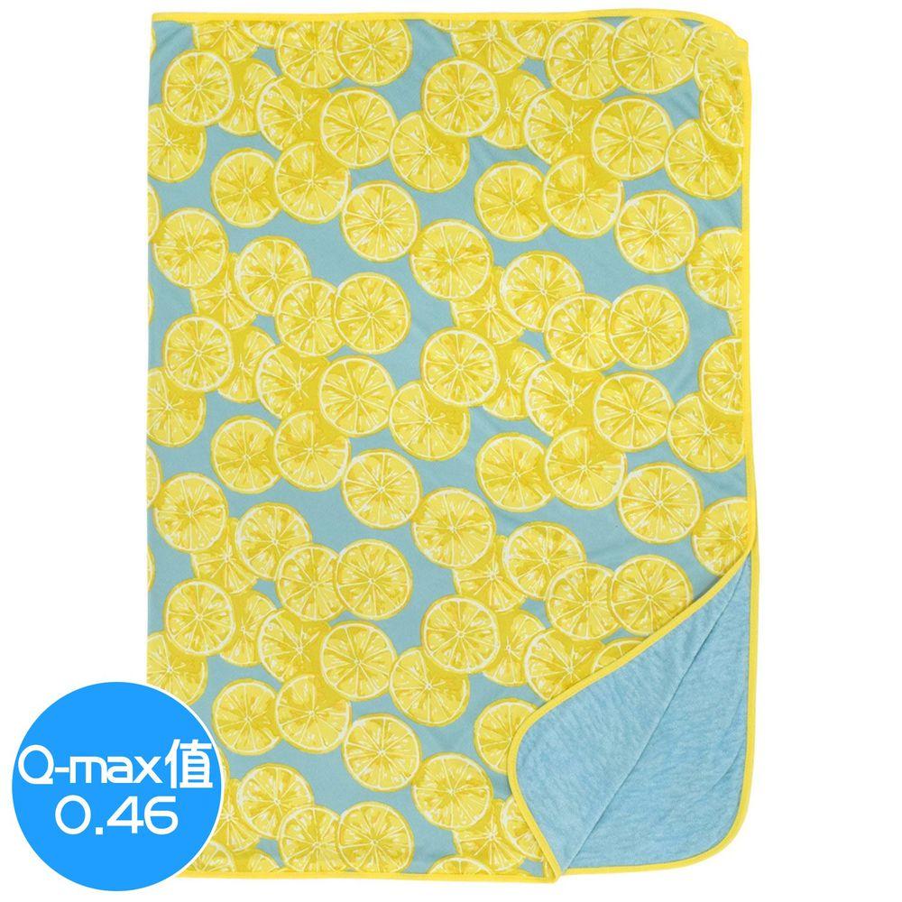 日本 TOMO - 接觸涼感毯-沁涼檸檬 (100x140cm)
