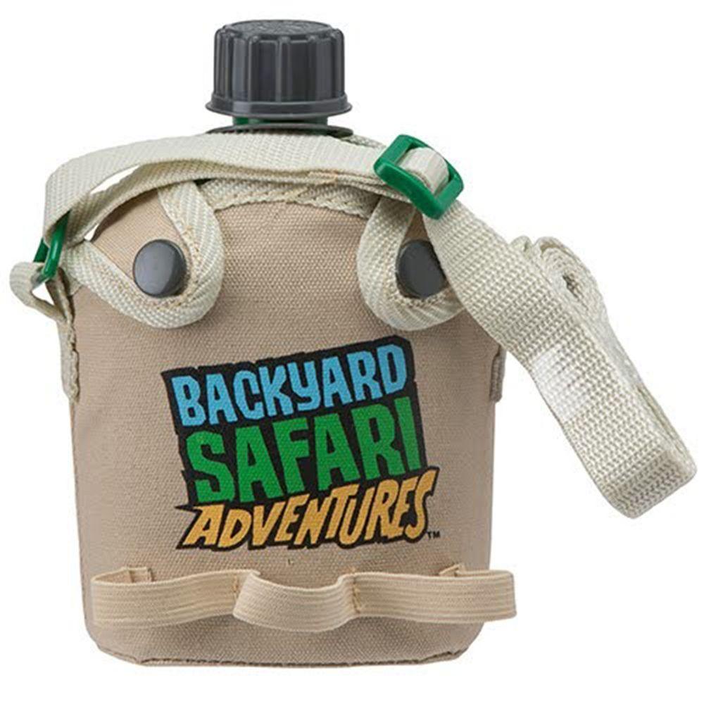 美國 Backyard Safari - 小小探險家-專用水壺