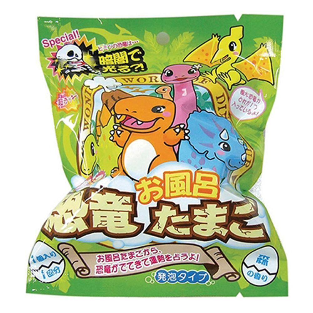 日本 NOL - 恐龍蛋入浴球