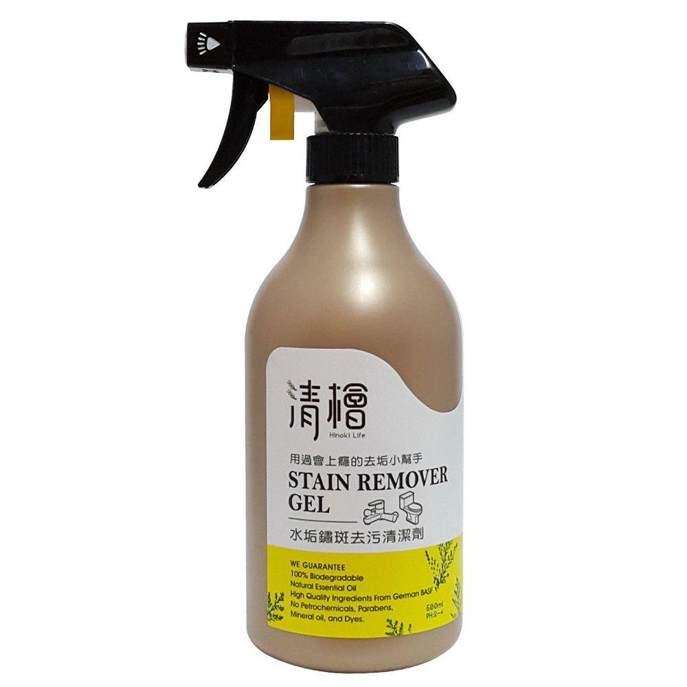 清檜 Hinoki Life - 水垢鏽斑去污清潔劑-500ml/瓶