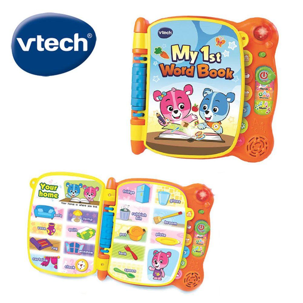 Vtech - 我的第一本英文書(新版)