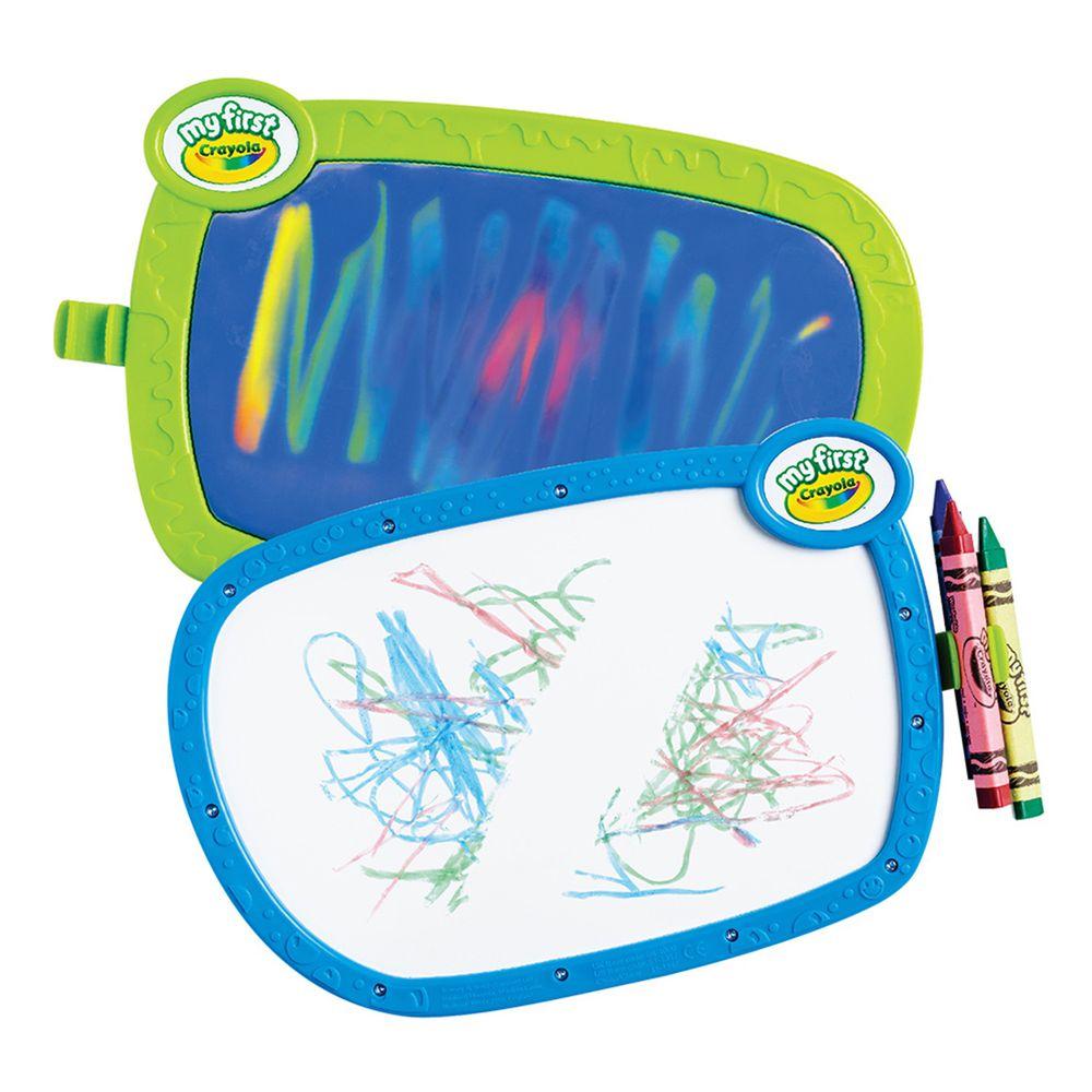 Crayola繪兒樂 - 幼兒雙面塗鴉畫板-24m+