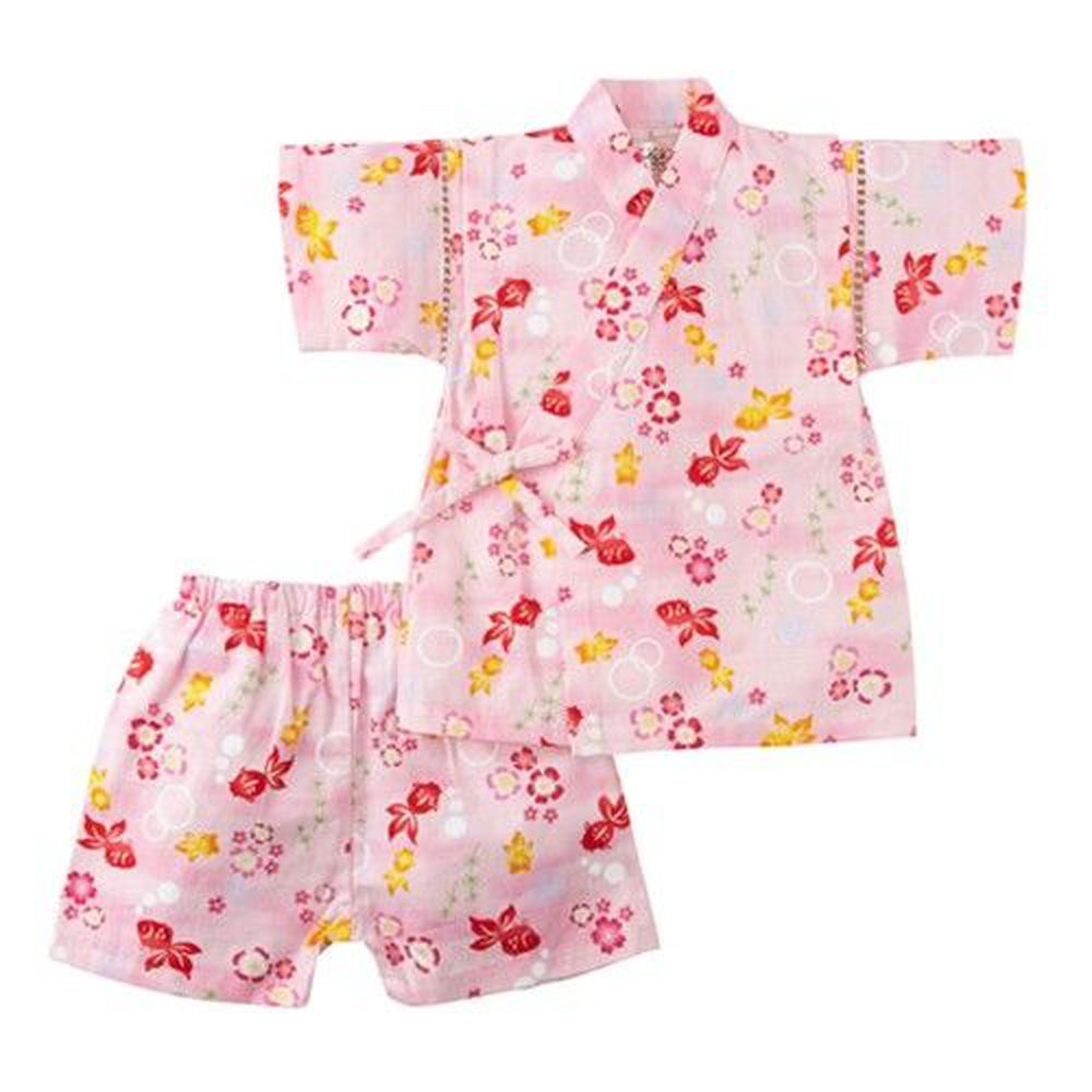【日本千趣會XNissen】夏日祭☀超可愛純棉甚平 / 連身衣